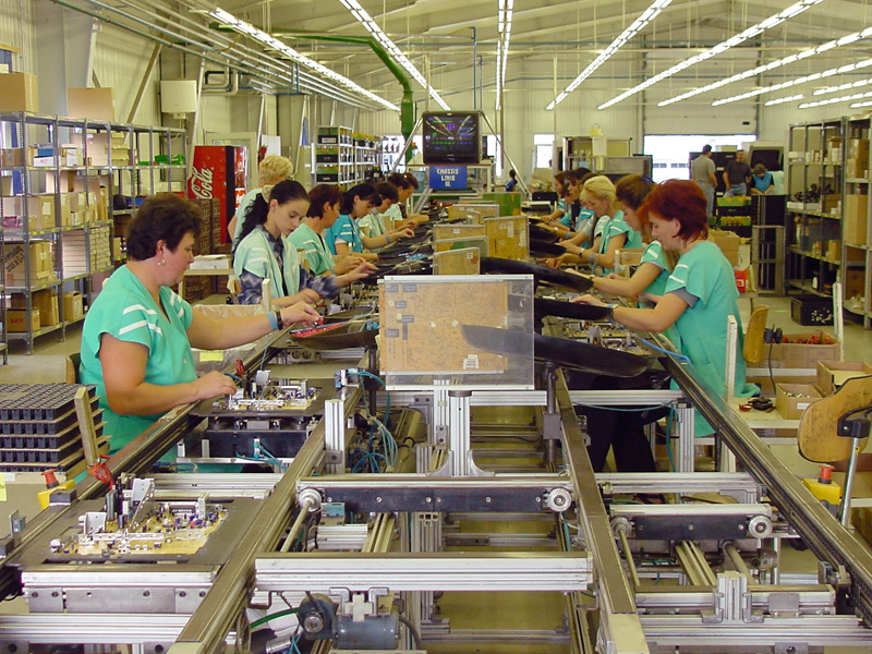Electronic Assembly Service : Pcb assembly services manufacturer ti