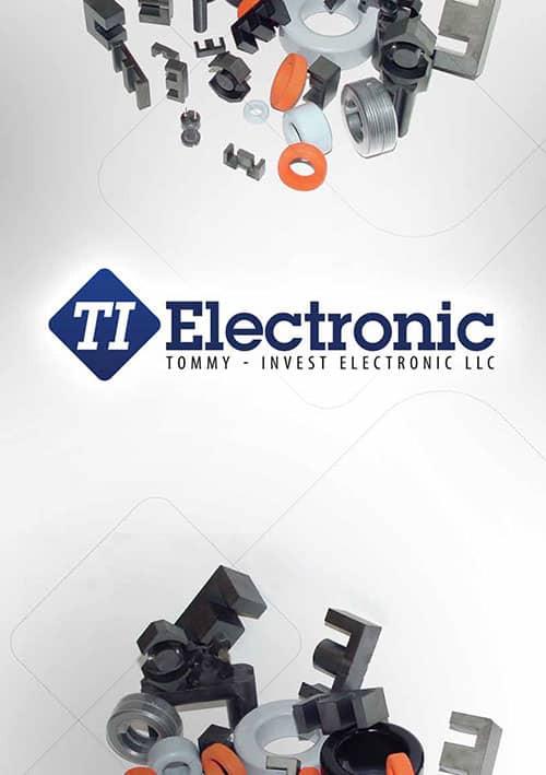 TI-Electronic Ferrit Catalog
