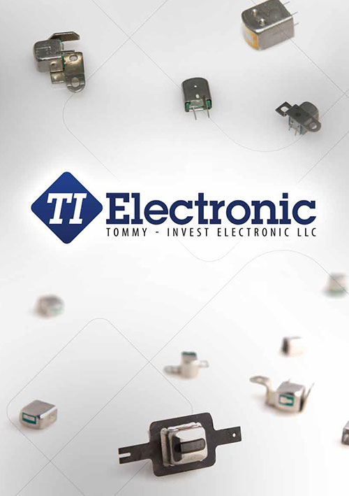TI-Electronic Magneticheads Catalog