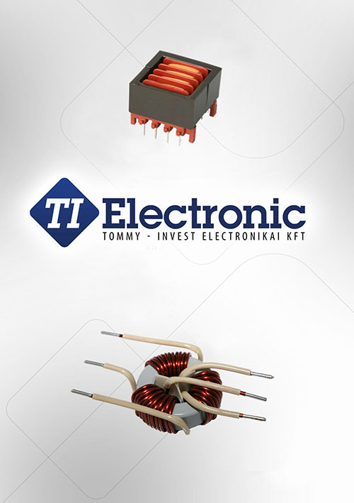 TI-Electronic Inductive Element Catalog